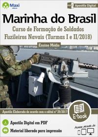 Curso de Formação de Soldados Fuzileiros Navais - Marinha do Brasil