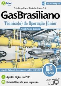 Técnico de Operação Júnior - GasBrasiliano