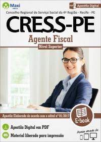 Agente Fiscal - CRESS - PE