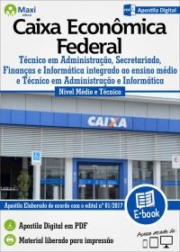 Estagiário - CEF