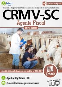 Agente Fiscal - CRMV - SC