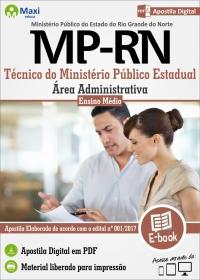 Técnico - Área Administrativa - Ministério Público - RN