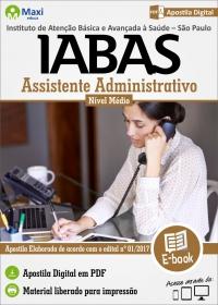 Assistente Administrativo - IABAS