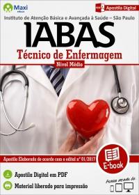 Técnico de Enfermagem - IABAS
