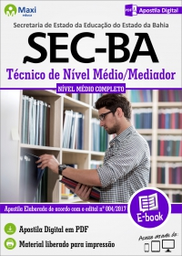 Técnico de Nível Médio/Mediador - SEC - BA