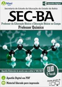 Professor - Química - SEC - BA