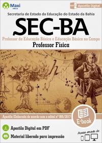 Professor - Física - SEC - BA
