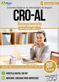 Recepcionista - CRO - AL