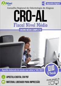 Fiscal Nível Médio - CRO - AL