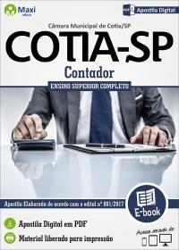 Contador - Câmara de Cotia - SP