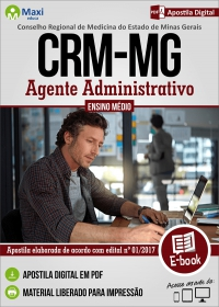 Agente Administrativo - CRM - MG