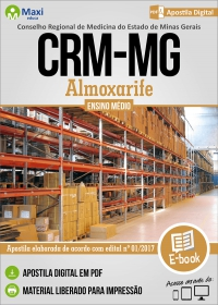 Almoxarife - CRM - MG