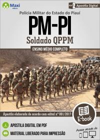 Soldado QPPM - Polícia Militar - PI