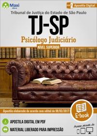 Psicólogo Judiciário - Tribunal de Justiça - SP