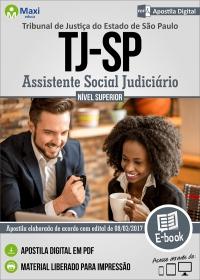 Assistente Social Judiciário - Tribunal de Justiça - SP