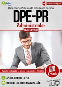 Administrador - DPE-PR