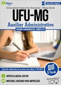 Auxiliar Administrativo - UFU