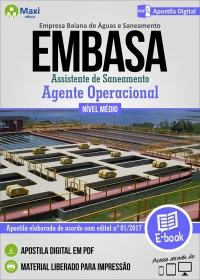 Agente Operacional - Embasa