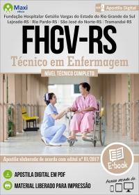 Técnico em Enfermagem - FHGV-RS