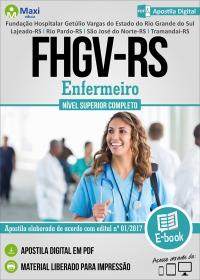 Enfermeiro - FHGV-RS