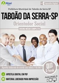 Orientador Social - Prefeitura de Taboão da Serra - SP