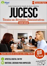 Técnico em Atividades Administrativas - JUCESC