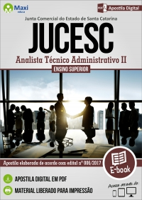 Analista Técnico Administrativo II - JUCESC