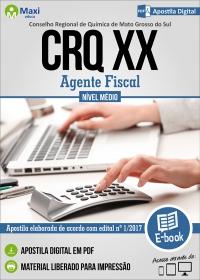 Agente Fiscal - CRQ - MS
