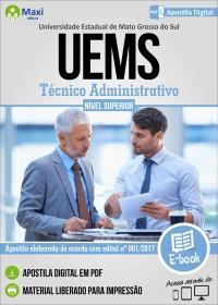 Técnico Administrativo - UEMS