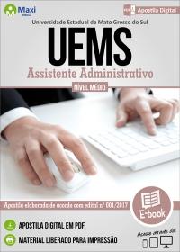 Assistente Administrativo - UEMS