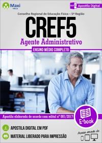 Agente Administrativo - CREF 5ª Região