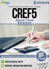 Agente Fiscal - CREF 5ª Região