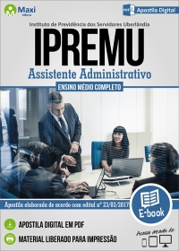 Assistente Administrativo - IPREMU - Uberlândia - MG