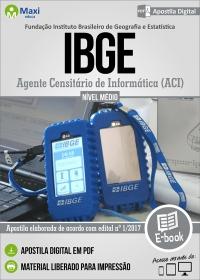 Agente Censitário de Informática ACI - IBGE