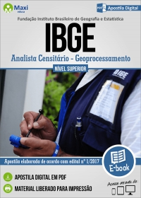 Analista Censitário - Geoprocessamento - IBGE