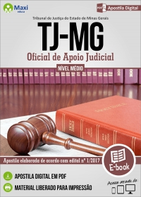 Oficial de Apoio Judicial - TJ-MG