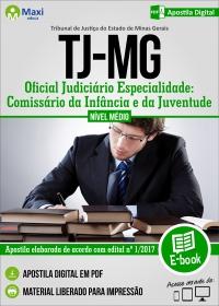 Oficial Judiciário - Comissário da Infância e da Juventude - TJ-MG