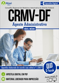 Agente Administrativo - CRMV-DF