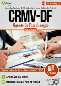 Agente de Fiscalização - CRMV-DF