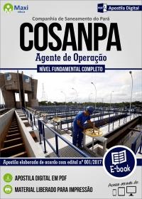 Agente de Operação - COSANPA