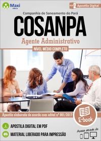 Agente Administrativo - COSANPA