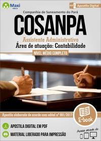 Assistente Administrativo - Contabilidade - COSANPA