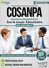 Assistente Administrativo - Administrativa - COSANPA