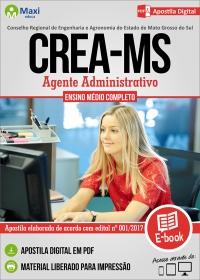 Agente Administrativo - CREA - MS