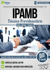 Técnico Previdenciário - IPAMB - PA