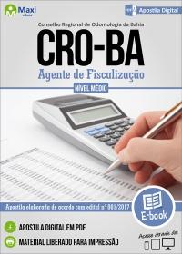 Agente de Fiscalização - CRO-BA