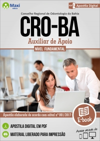 Auxiliar Administrativo - CRO-BA