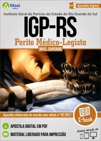 Perito Médico-Legista - IGP-RS