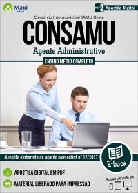 Agente Administrativo - CONSAMU