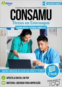 Técnico em Enfermagem - CONSAMU